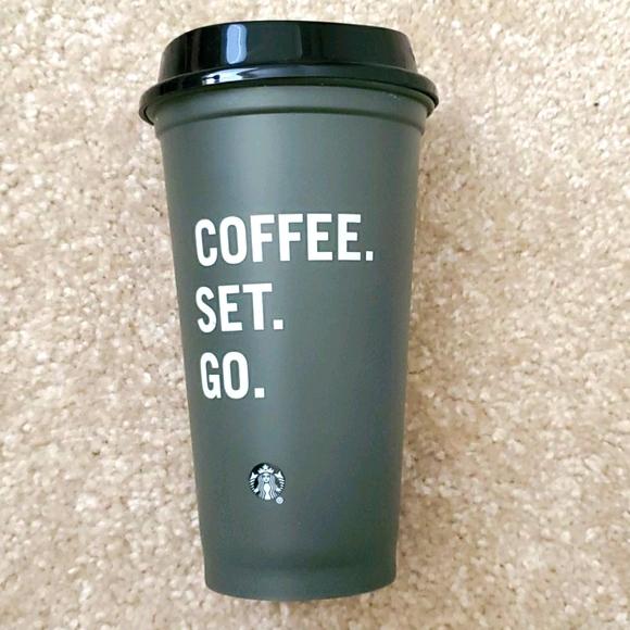 Like new Starbucks reusable cup